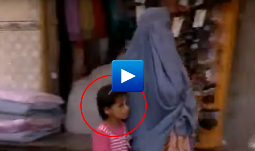 Shocking Video! She was only 9 year old when her husband sold her to 4 Muslims as sex slave