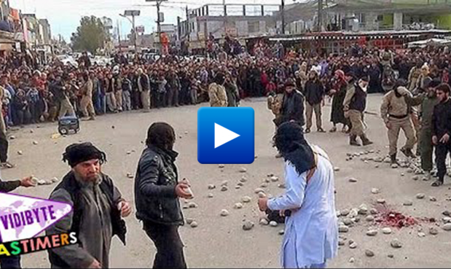 ISIS Terrorists Rape 4 Women and then Stone them to Death In Iraq