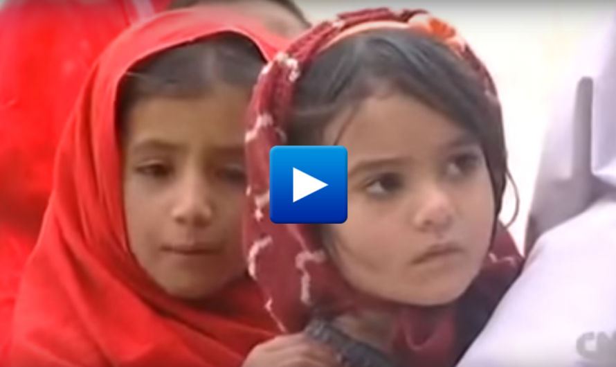 "Pakistan: Baby Girls Discarded in the Trash ""Girls are considered a burden under Sharia laws"""