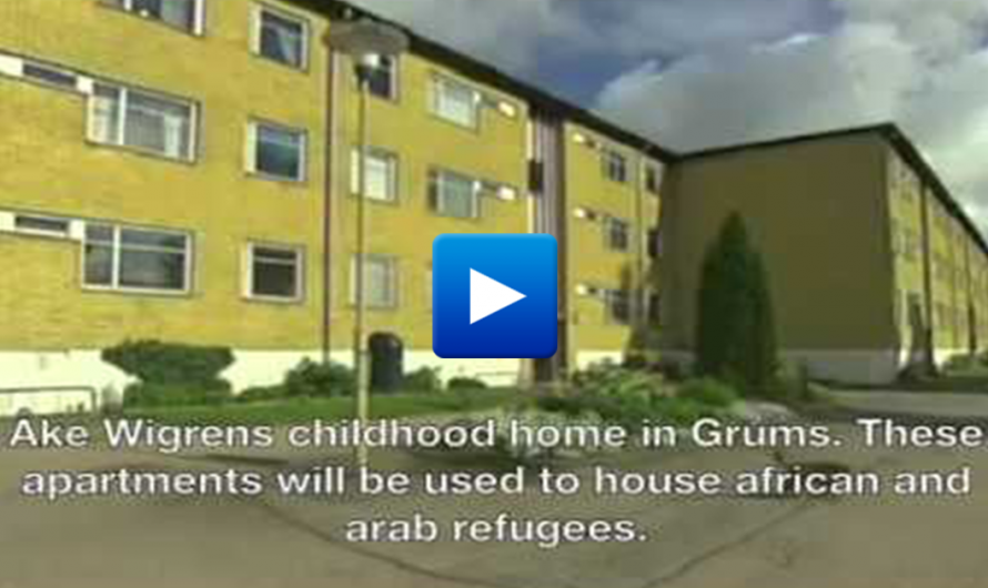 Sweden People Being Kicked Out Of Their Homes In Order To Give Them To Immigrants