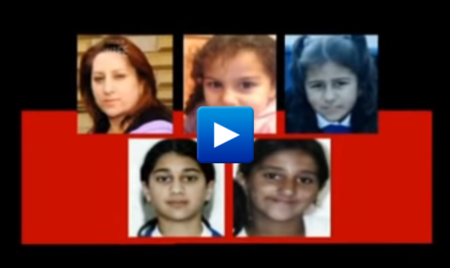 Muslim father burned his 3-16 year old daughters and his wife to death – HONOR KILLING IN THE WEST