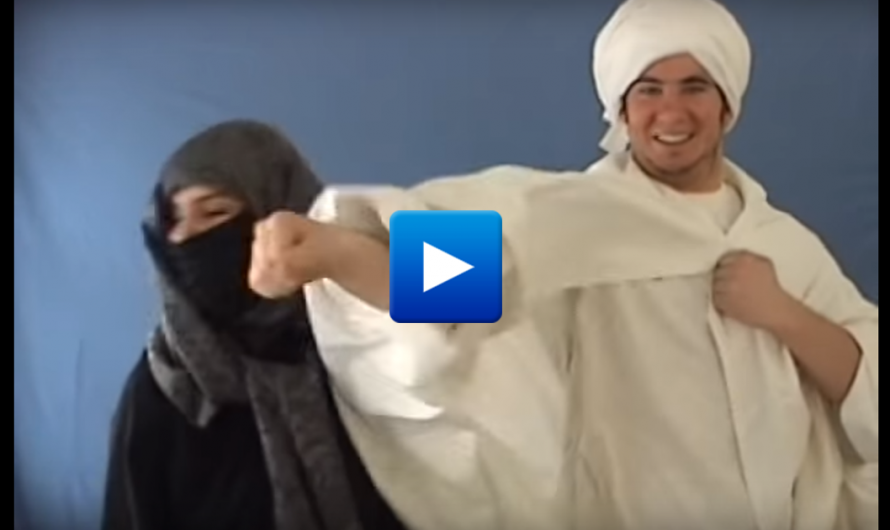 Muslims threaten to kill this American boy due to this video on Muhammad and his 6 year old wife