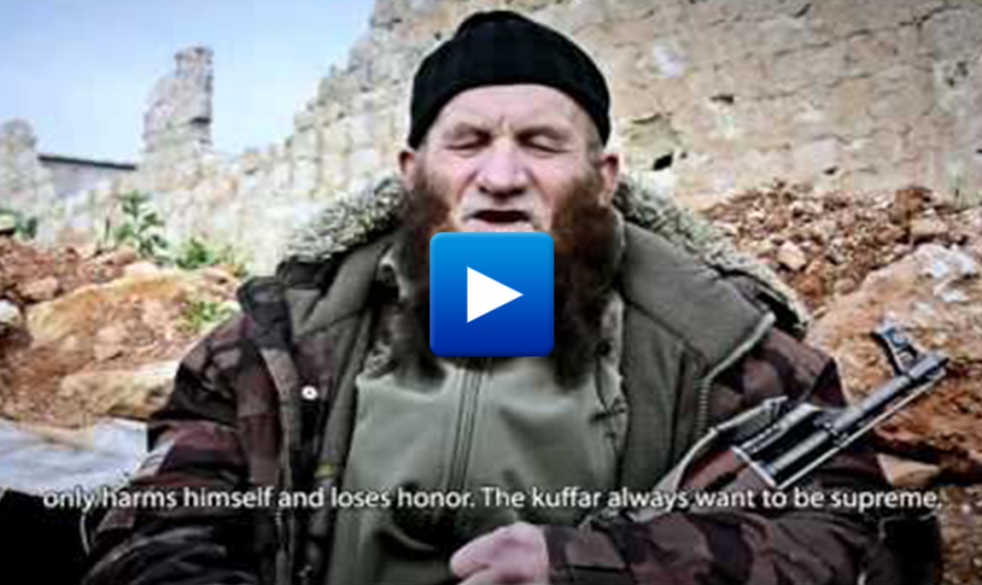 70 years old Bosnian elderly man join ISIS because he wants 72 virgins in Paradise