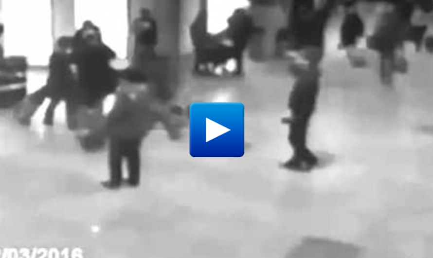 Breaking News! Moments the Islamic terrorist attacks in Brussels