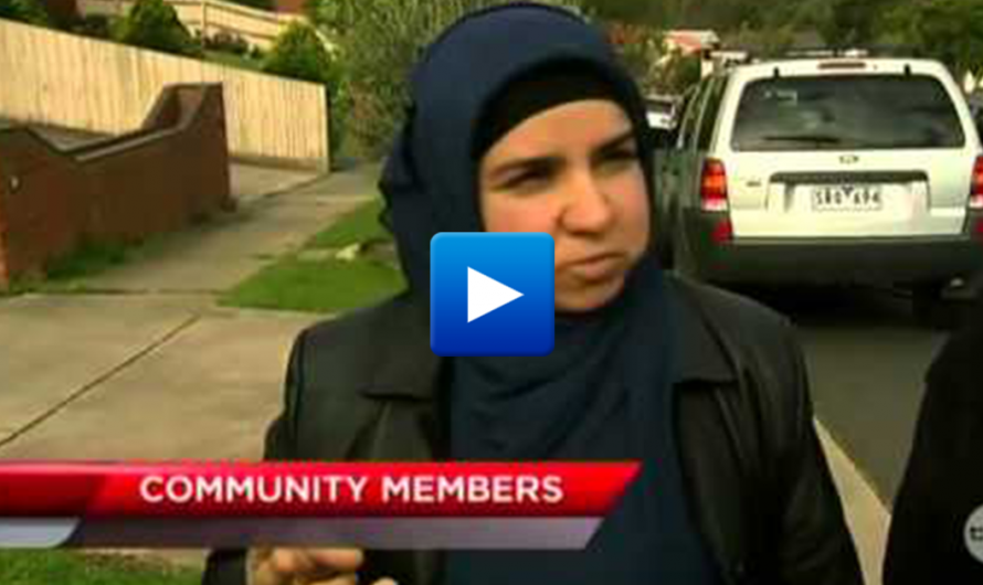 """Watch: Angry Australian TV host """"We give them shelter, and they want to kill us"""""""