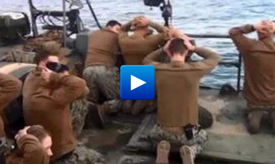 """New details of Iran's treatment of US sailors will shock the nation"""
