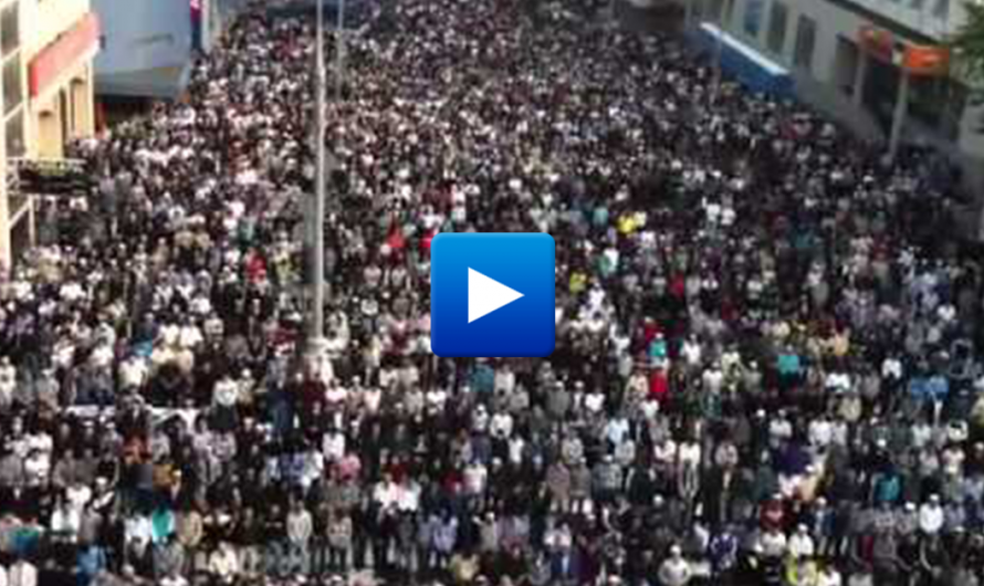 Shocking Video! This is not Saudi Arabia, this is Moscow