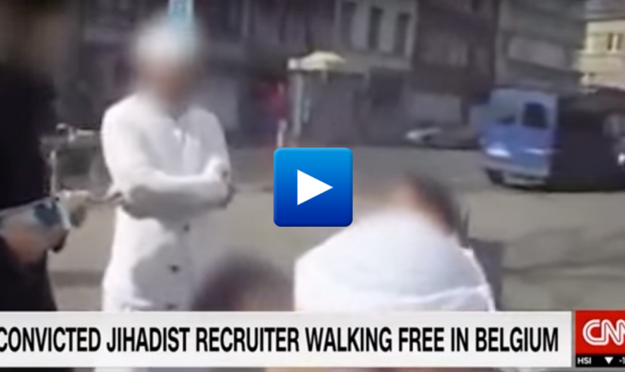 "Watch: Muslim mother got a phone call in Belgium ""Congratulations your son is dead"""