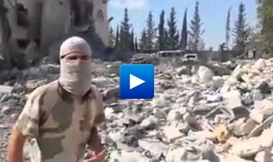"European jihadist in Syria message for America ""You killed my brothers who slept in this house"""