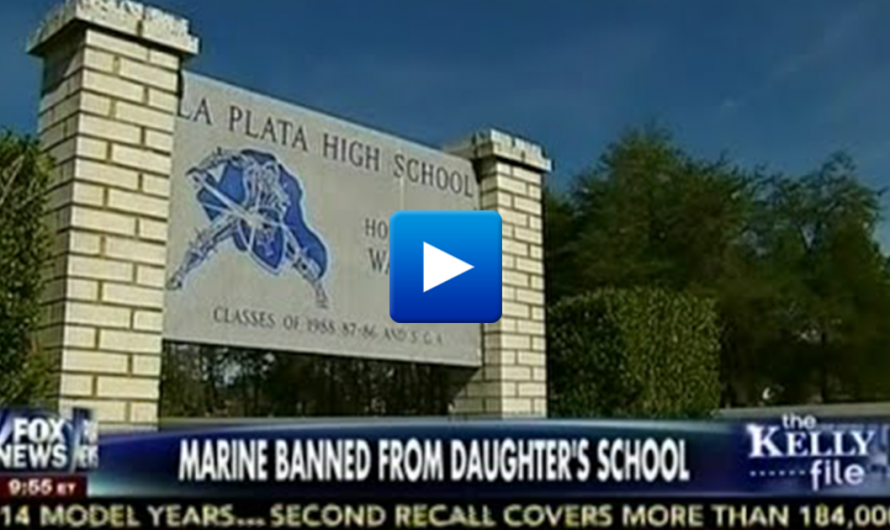 U.S. Marine Banned From Daughter's School For Questioning Homework On Islam