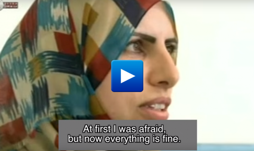 Palestinian Muslims do not want you to see this video!