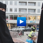 "Watch: Sharia police in Sweden advises women to wear the Islamic veil ""You should adopt our Islamic culture"""