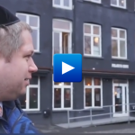 Danish Jewish Reporter attacked by Anti-Semitic Leftist Group