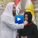 "Shocking video goes viral on social networks shows a Muslim imam forces girl to lick his finger ""to bless her"""