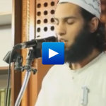 Watch: Muslim refugee in Canada calls for the genocide of all Jewish people during Friday prayers at the mosque in Montreal