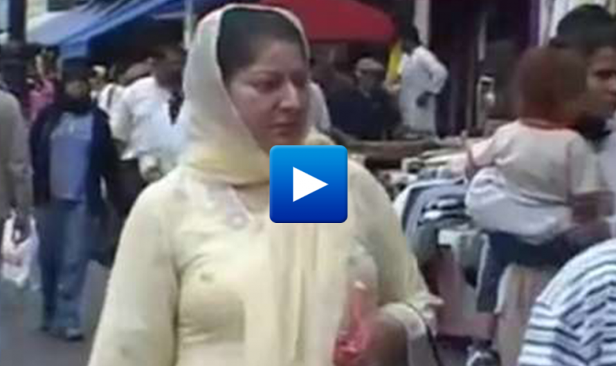 This is not Pakistan, This is London – If this video doesn't WAKE YOU UP, nothing will!