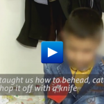 Watch: A Syrian boy tells what he learned at school and it's BARBARIC!