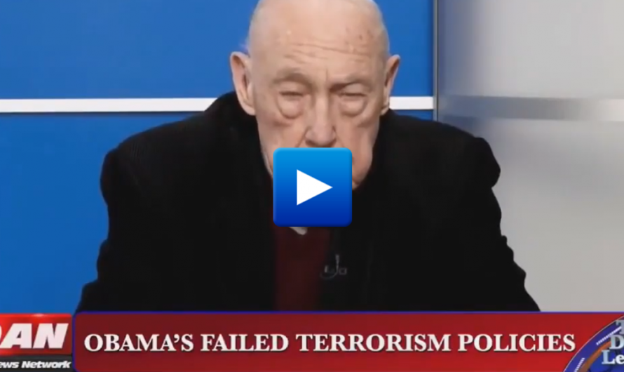 """Former US Admiral warns the American people """"Muslim Brotherhood's goal is to destroy America from within, Islam is a political movement"""""""