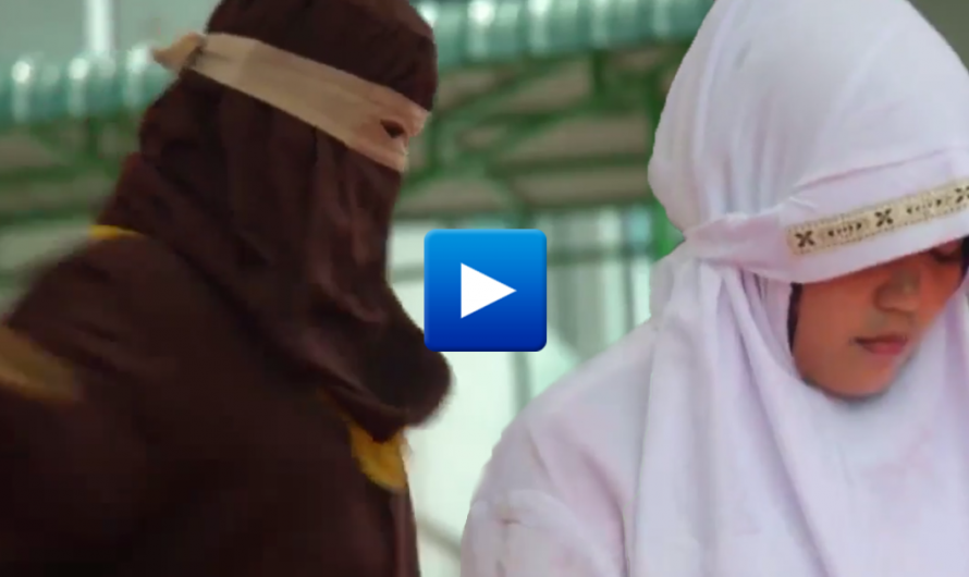 "Indonesia: Muslim girl publicly beaten by sharia police ""Next time you will be dead"""
