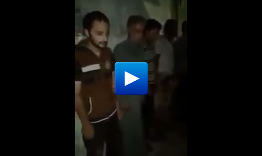Watch: ISIS Jihadiists forced by Iraqi soldiers to bark like dogs, cats and cows