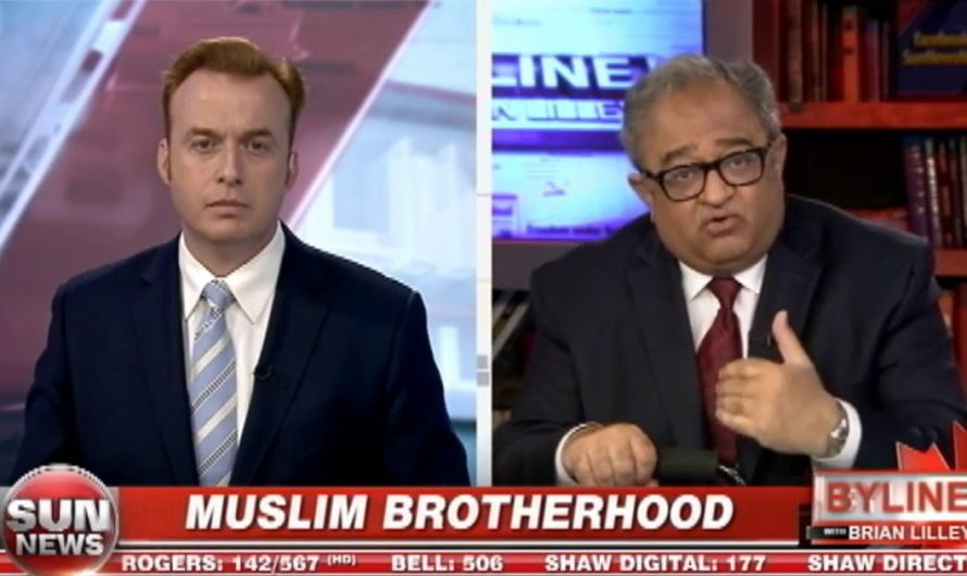 Shock as Canadian journalist on TV exposes the Muslim Brotherhood's plan for Canada