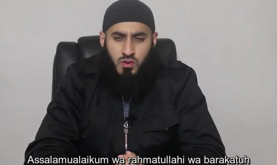 British Islamist cries because he is offended by British women's behavior which violates Islam's laws