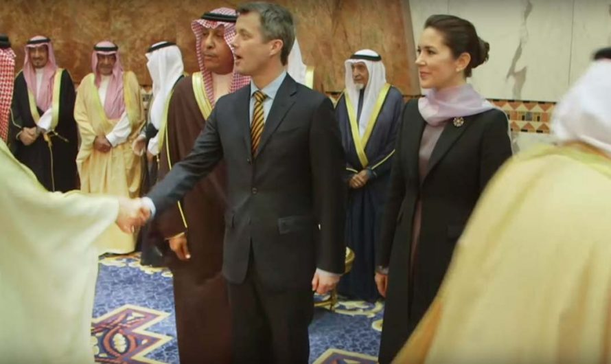 Denmark's Crown Princess Mary Refuses To Bow And Wear Headscarf On Saudi Visit