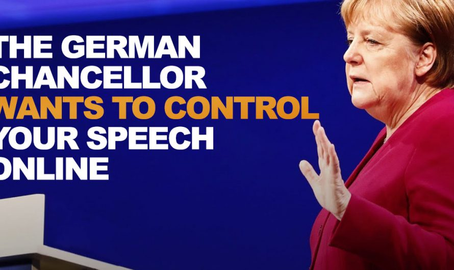 "Germany introduces a bill to police the Internet to restrict freedom of speech and ""Hate Speech"""