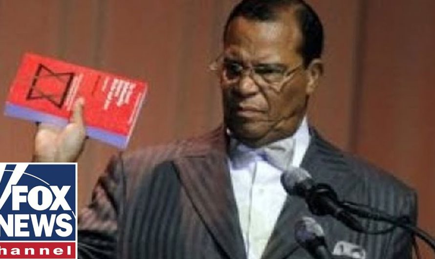 Democrats Embracing Louis Farrakhan leader of the Nation of Islam who dehumanizes Jews