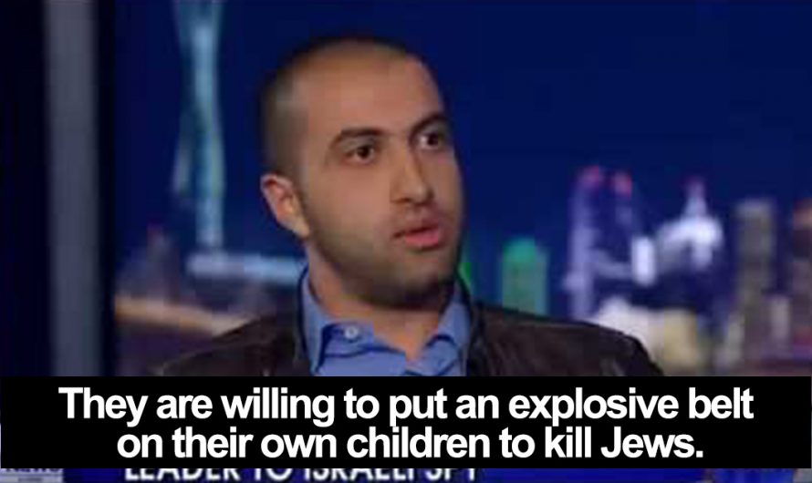 Ex-Hamas terrorist says Palestinians believe they will get 72 virgins in heaven by killing Jews