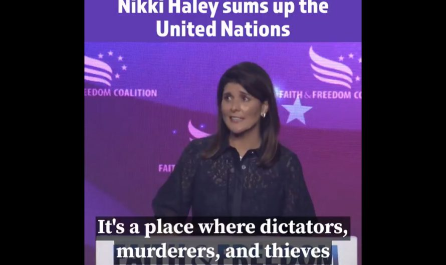 """Former US Ambassador says UN controlled by dictators, murderers & thieves: """"US should not pay for it"""""""