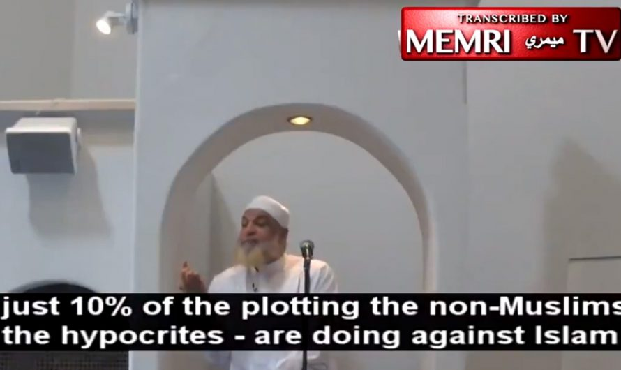 """Colorado Imam says Islam and Muslims are victims of """"Non-Muslims' Schemes to Destroy Islam"""""""