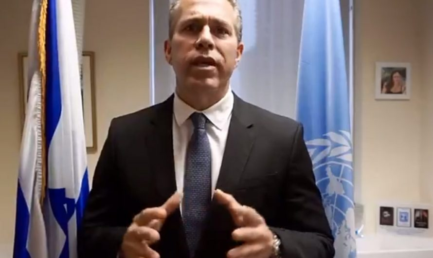 Israel's UN ambassador urges every civilized country to withdraw from UN's Human Rights Council