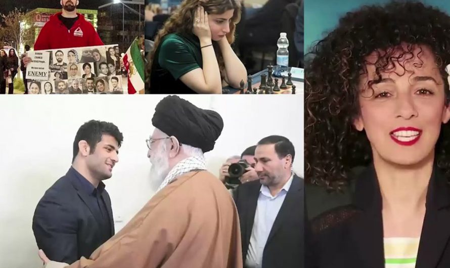 Iranian woman reveals how the regime forces them to hate Jews