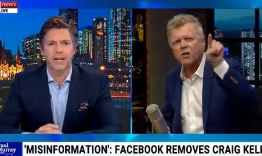 Tech giants silence conservatives who share information that damages the left's narrative