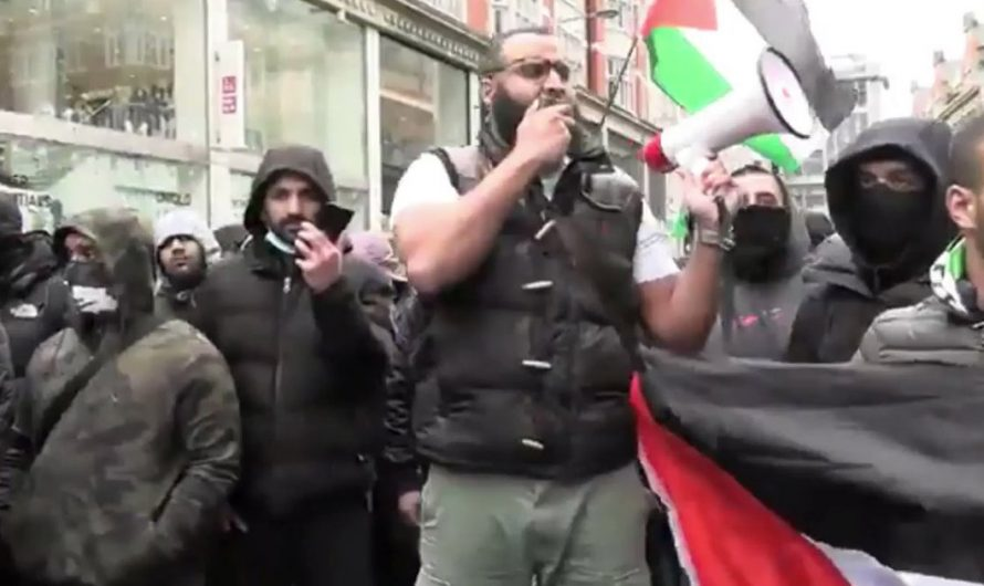 This is not Iran, this is England's capital: Jihad parade on London streets