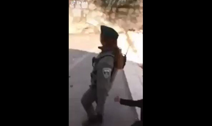 Palestinian father sends son to sexually harass Israeli women and films it