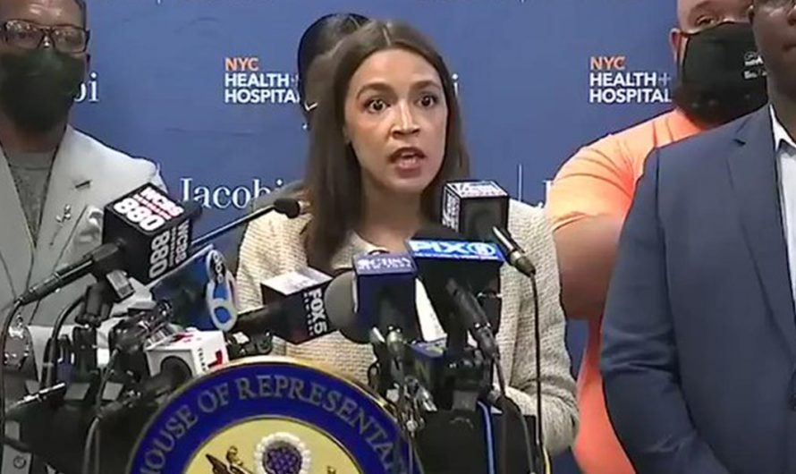 """AOC Call To Stop Building Jails In Order To """"Reduce Violent Crime"""" – She is confused about what comes first"""