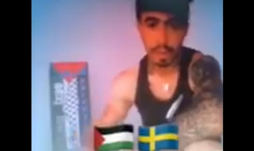 Watch: Muslim migrant in Sweden says he will kill Jews – Is this what multiculturalism looks like?